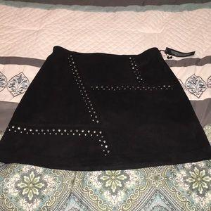 Black skirt Express